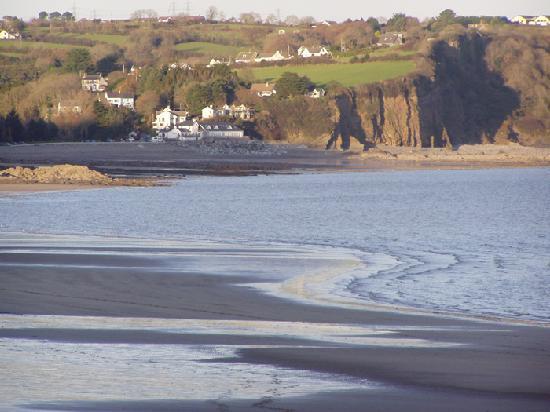 Pen Coed B&B : Saundersfoot and Wiseman's Bridge Beach