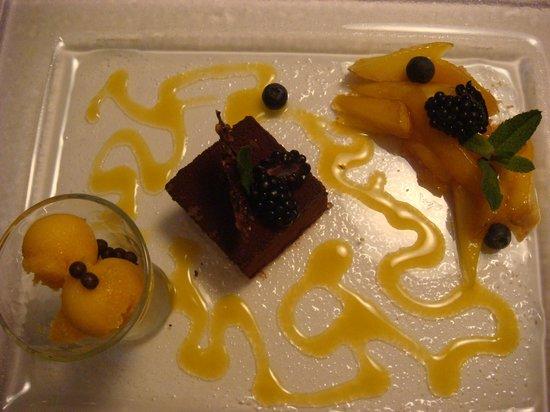 Pogreeb: dessert