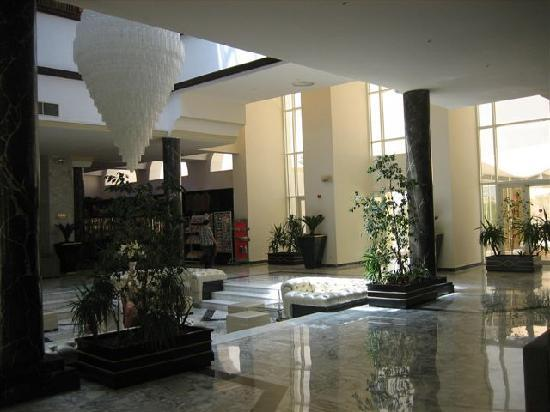 hall d\'entrée - Picture of Hotel Liberty Resort, Monastir - TripAdvisor
