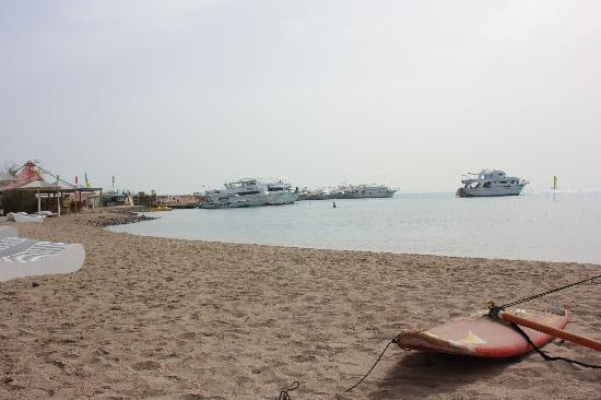 Hor Palace: beach