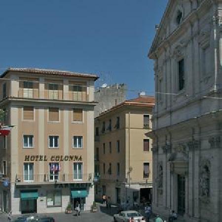 Hotel Colonna: hotel di mattino