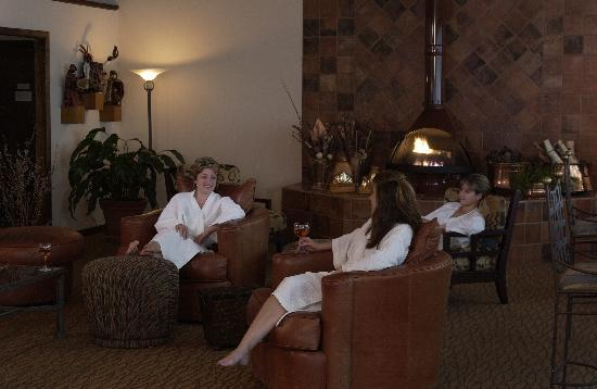 Felicita Golf Resort and Spa: Ladies in Spa Lounge