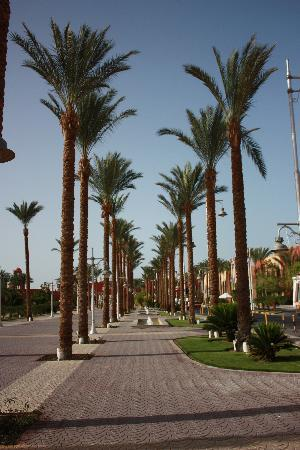 Hurghada, Mesir: The Main Prom