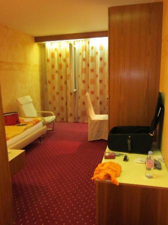 Torkelbundte Hotel Garni: Das Zimmer