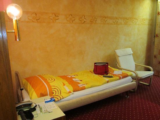Torkelbundte Hotel Garni: Das Bett