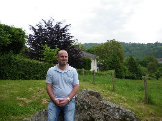 Le Saint Eloi Logis & SPA: Rocher Saint Eloi