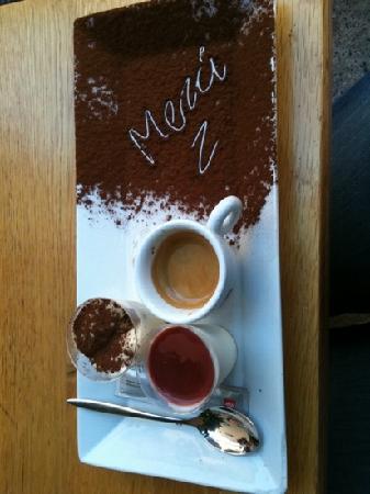 Fuxia l'épicerie : Café gourmand au Fuxia