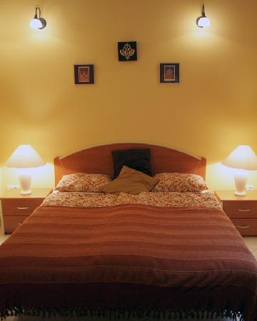 Downtown Oasis: Double room