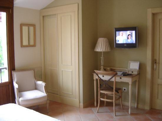 Hotel rural Arpa de Hierba: Habitacion