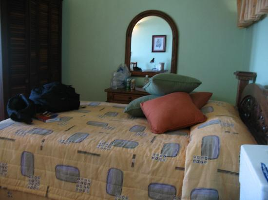 Jajome Terrace: Room No 5 again (other bed)