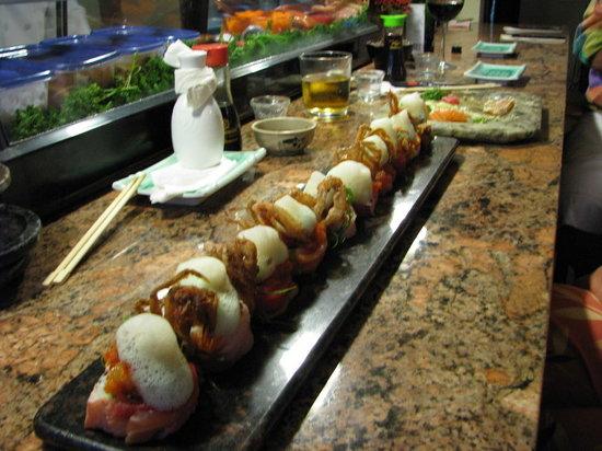 Nigori Sushi de Autor: Chef's Special Crab Roll