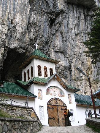 Romênia: Ialomita Monastaire - Bucegi, Romania