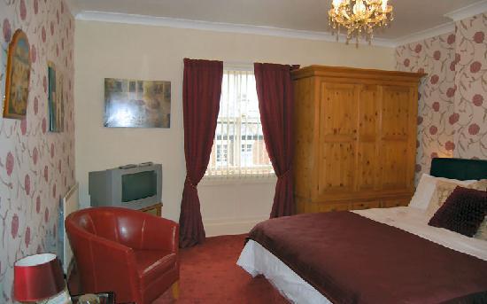Bramblewick Guest House: comfortable en-suite bedroom