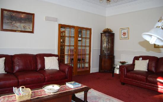 Bramblewick Guest House: relax in our guest lounge