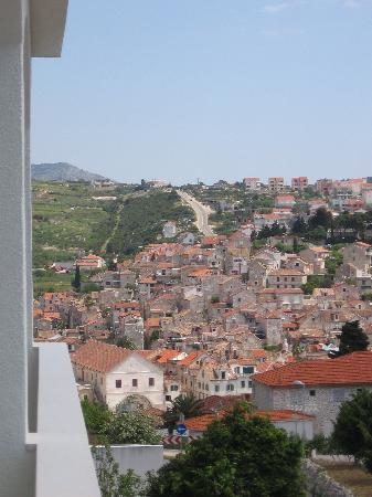 Violeta Hvar: View on the city