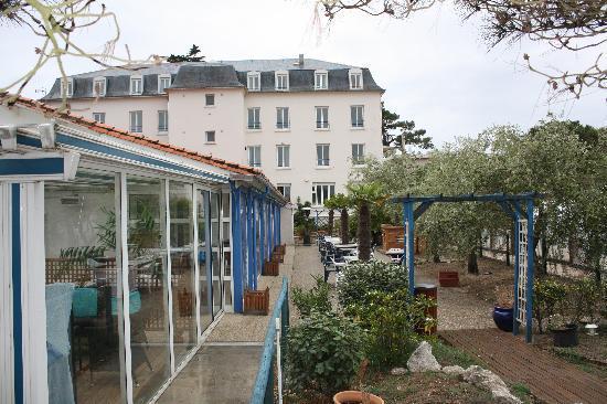 Photos ronce les bains images de ronce les bains la for Hotel avec restaurant
