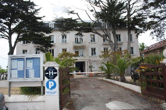 Inter-Hotel de la Plage : l'hotel