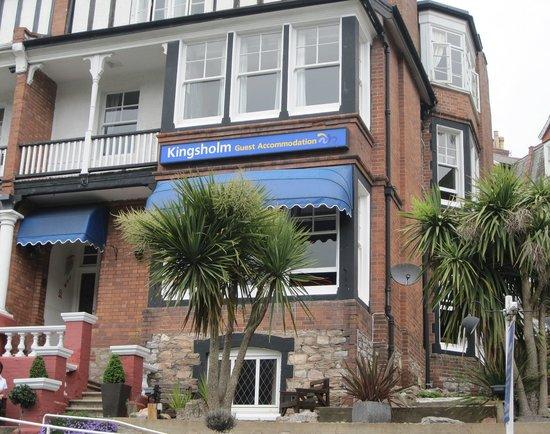 Kingsholm Hotel: Kingsholm front