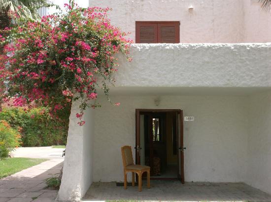 Marbella Resort : Sicht auf unsere Terrasse