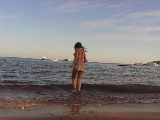Maritim Jolie Ville Resort & Casino Sharm El-Sheikh : beach