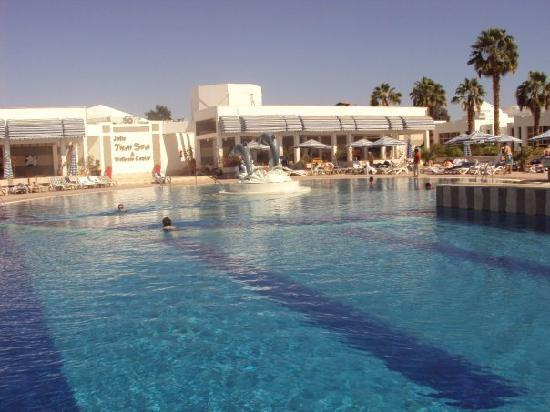 Maritim Jolie Ville Resort & Casino Sharm El-Sheikh : Swimming pool