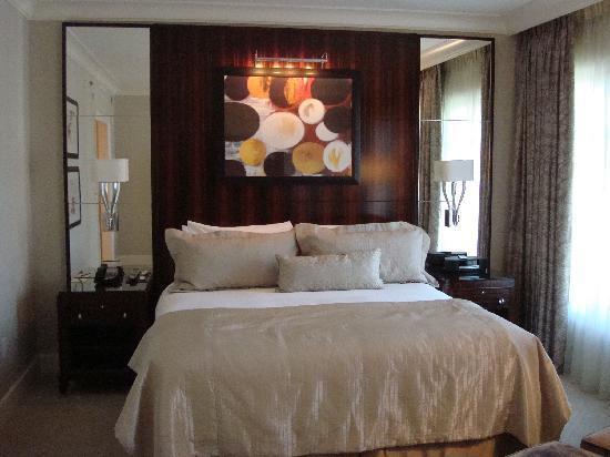 Mandarin Oriental, Atlanta: Room 2 - Bed
