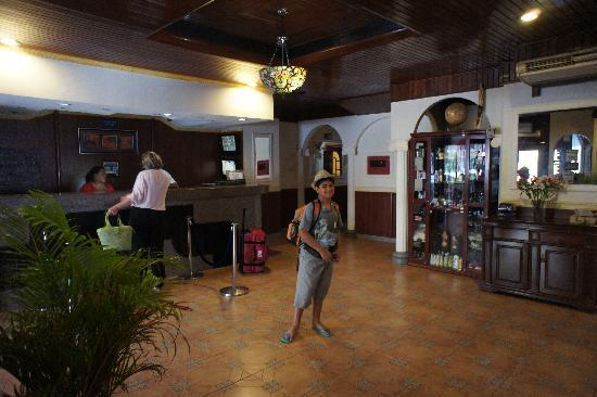 Hotel Costa Inn: Hotel Loby