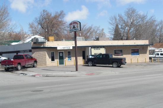 The Office Bar & Grill: 1307 W. Spruce St. Rawlins,Wy.