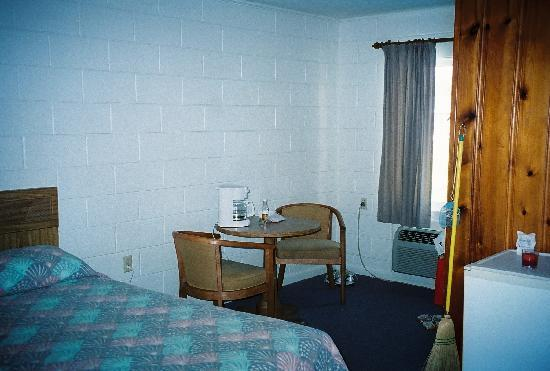 Moran Motel: Small but clean