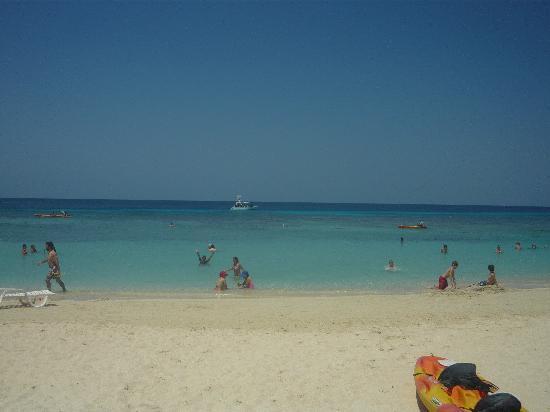 Tabyana Beach : Playa