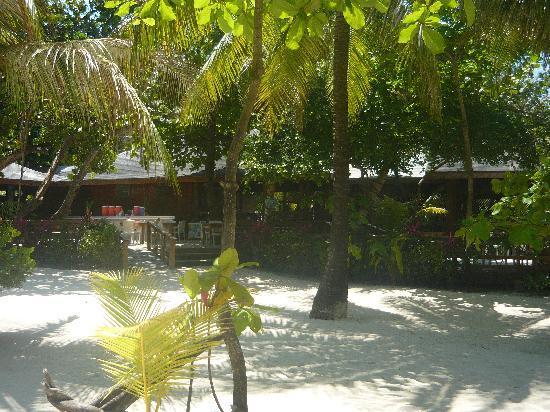 West Bay, Honduras: Instalaciones