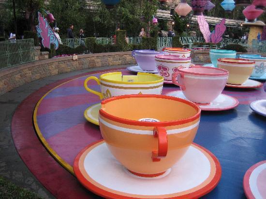 حديقة ديزني لاند بارك: Disneyland 5