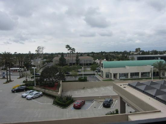 Hilton Orange County / Costa Mesa: The View