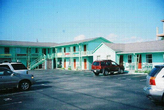 Kure Beach, Carolina del Norte: Correct Photo Moran Motel