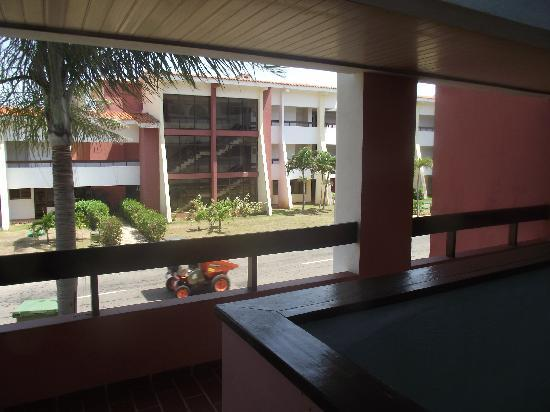Hotel Club Acuario: open air hall area