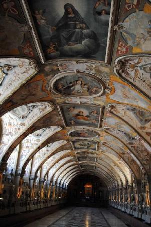 Antiquarium (Banquet Hall), Inside the Residenz, Munich