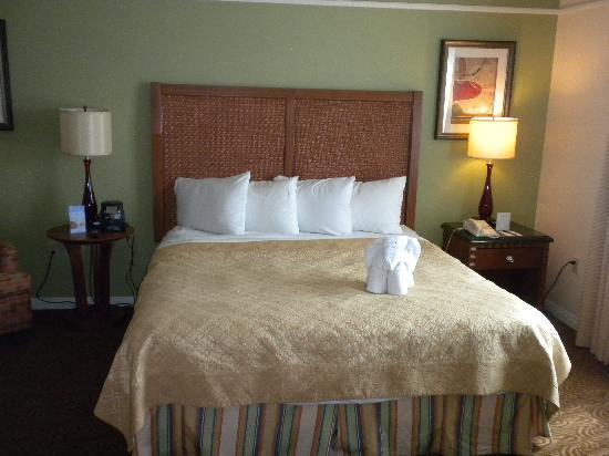 Hilton Grand Vacations at the Flamingo: Master Bedroom