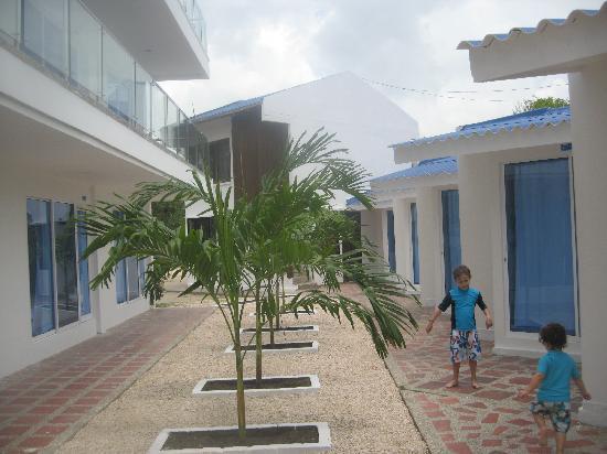 Hotel Las Caracuchas: hotel