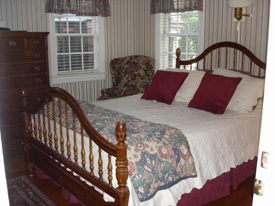 Ashley Inn: Cozy