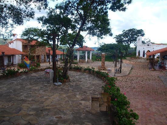 El Pueblito Resort: La Plaza