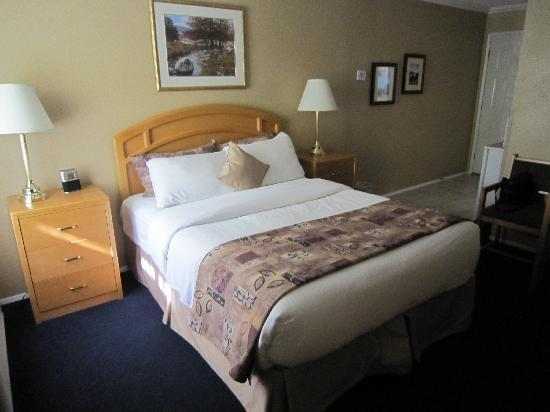 Best Western Inn at Penticton: small bedroom