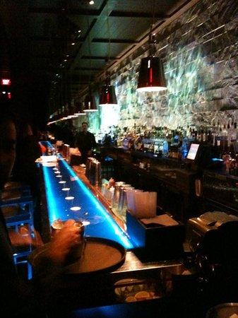 Hakkasan/bar