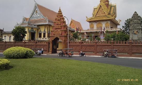 River 108 Boutique Hotel: Phnom Penh Royal Palace