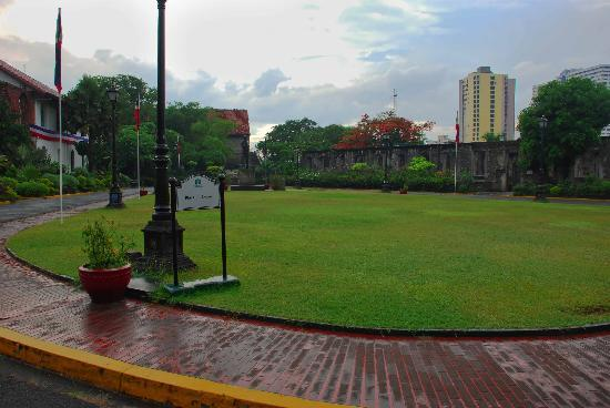 Manila, Filipiny: Well maintained inside