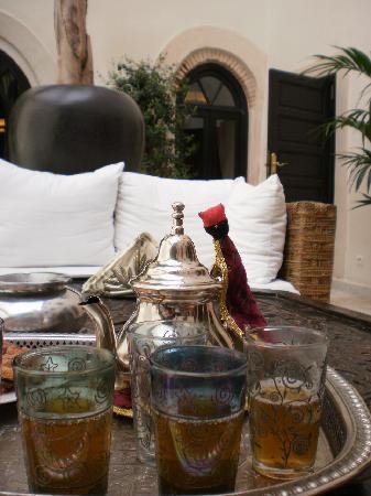 Riad Kheirredine: farewell tea