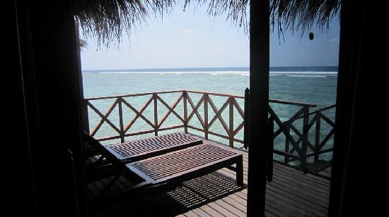 Cinnamon Dhonveli Maldives : water villa