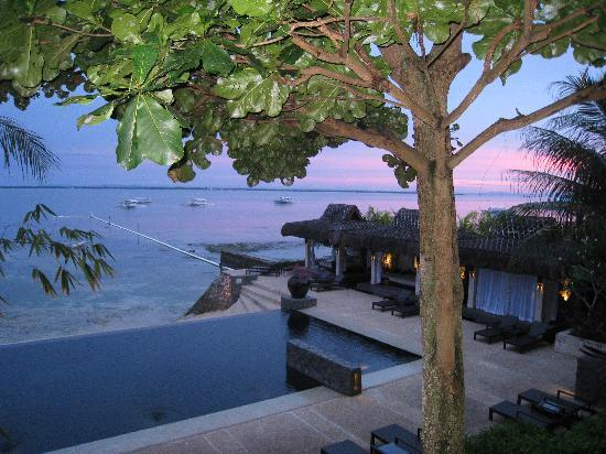 Abaca Boutique Resort: Abaca sunset