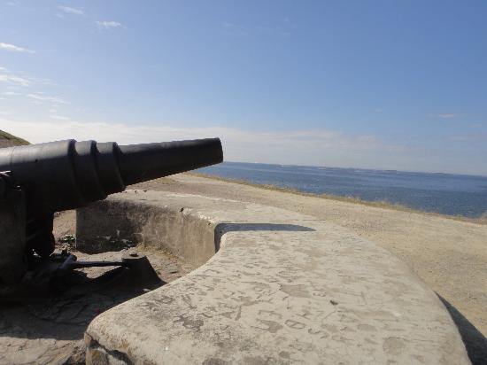 Helsínquia, Finlândia: A view from the cannon