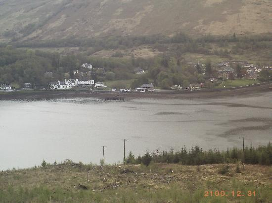 Claymore Hotel: loch long (from the cobbler)