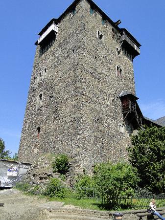 Schloss Burg : The Keep